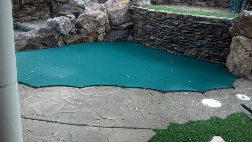 pool covers from Safe Defenses
