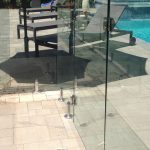 Glass Swimming Pool Fence Brackets