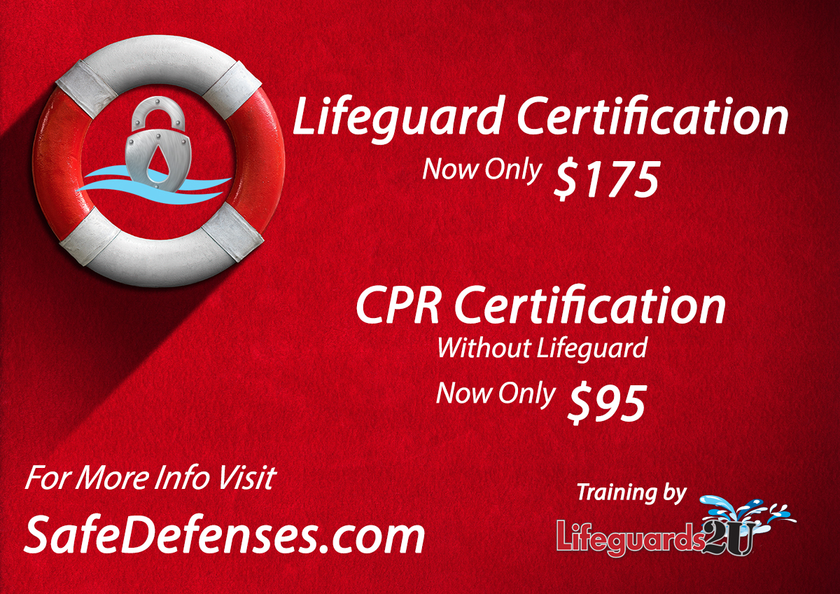 Lifeguard Certification and Training in Las Vegas