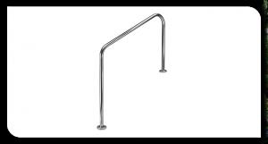 D2D 2 Bend Rail