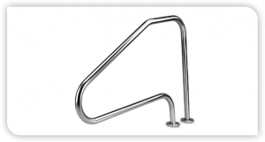 D4D 4 Bend Pool Rails